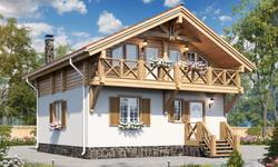 Деревянные дома ООО Брёвенберг